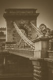 The Chain Bridge Stock Photos