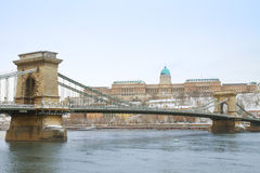 Budapest landmarks , Hungary Royalty Free Stock Photography