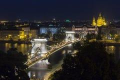 Chain bro och helgon Stephens Basilica Fotografering för Bildbyråer