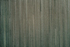 Chain curtain Royalty Free Stock Image