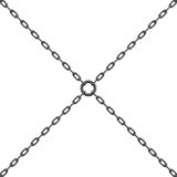Chain, 3d Royalty Free Stock Photography