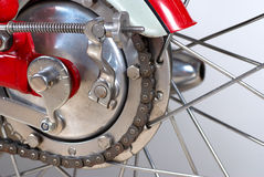 Chain drive Royalty Free Stock Photo