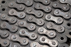 Chain drive swivel Royalty Free Stock Photos