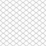 chain fence link 免版税库存图片