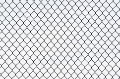 chain fence link 库存照片