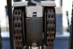 Chain gear Stock Images