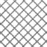 Chain grid Stock Photos