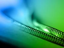 chain hals Arkivbild