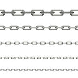 Chain - infinity Stock Photo