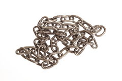 Chain isolated Royalty Free Stock Photos