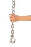 chain krok Fotografering för Bildbyråer