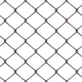 Chain link background seamless Royalty Free Stock Photography
