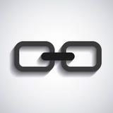 chain link design Stock Photo