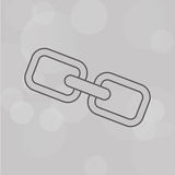 chain link design Stock Images