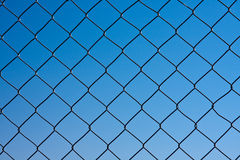 Chain Link Fence Royalty Free Stock Image