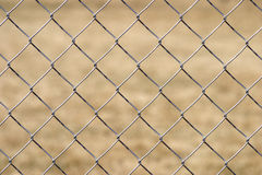 Chain link fence. For background Stock Photography