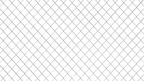 Chain link fence pattern. Industrial style wallpaper. Realistic geometric texture. Graphic design element for corporate identity, web sites, catalog. Steel Royalty Free Stock Photography