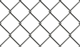 Chain link fence pattern. Industrial style wallpaper. Realistic geometric texture. Graphic design element for corporate identity, web sites, catalog. Steel Royalty Free Stock Photo