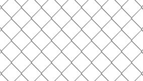 Chain link fence pattern. Realistic geometric texture. Graphic design element for corporate identity, web sites, catalog. Industrial style wallpaper. Steel Royalty Free Stock Image