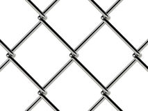 Chain link fence pattern. Realistic geometric texture. Graphic design element for corporate identity, web sites, catalog. Industrial style wallpaper. Steel Royalty Free Stock Photo