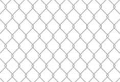 Chain link fence texture. Illustration Stock Photo