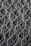 Chain Link Fencing. A pile of chain link fencing Royalty Free Stock Photography