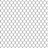 Chain-link fencing pattern Royalty Free Stock Image