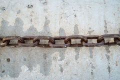 Chain link Stock Photo