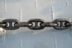 Chain link Royalty Free Stock Images
