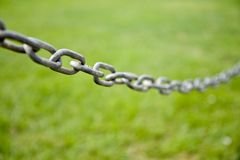 Chain Link Royalty Free Stock Photos