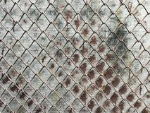 Chain link on old wall. Background chain link on old wall Stock Images