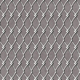 Chain Linked Fence Background Royalty Free Stock Photos