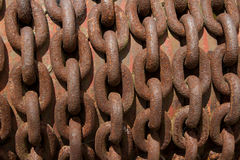Chain links Royalty Free Stock Images