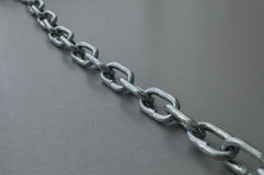 Chain links Stock Images