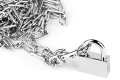 Chain and Lock Stock Images