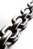 Chain macro Stock Photography