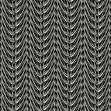 Chain mail grid Stock Photography