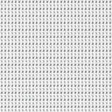 Chain mail. Seamless background pattern Stock Image