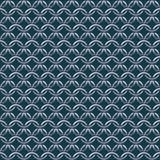 Chain mail seamless wallpaper Royalty Free Stock Photos