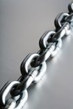 chain makro arkivfoton