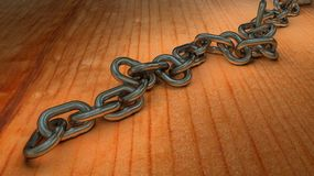 Chain, Metal Chain, Link Stock Photography