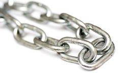 chain metal new Στοκ εικόνες με δικαίωμα ελεύθερης χρήσης