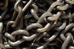 chain metall Fotografering för Bildbyråer