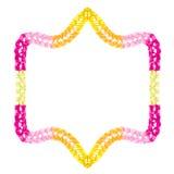 chain paper deltagare Arkivbilder