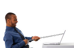 Chain Pulling Stock Images