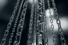 Chain. Stock Photos