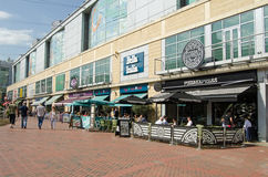 Chain Restaurants, Reading, Berkshire Royalty Free Stock Images