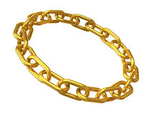 Chain ring Stock Image