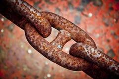 Chain, Rust, Iron, Metal, Macro Stock Images