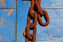 Chain Royalty Free Stock Photography